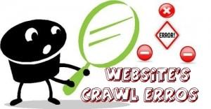 Website-crawl-errors
